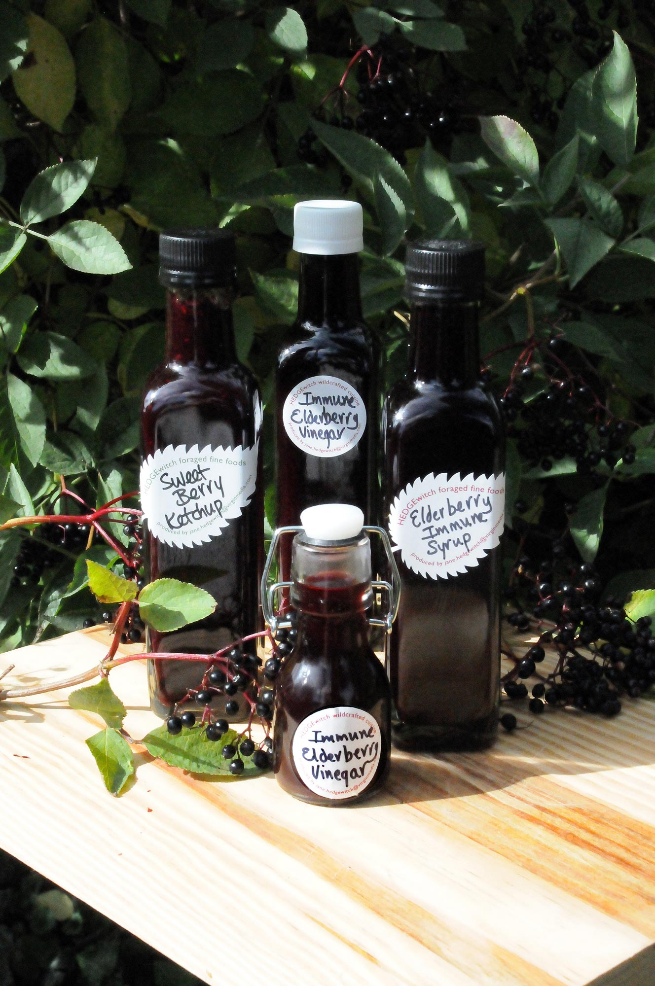 Elderberry products
